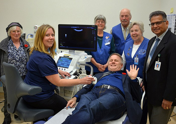 $300,000 donated for Ultrasound at Mission Memorial Hospital