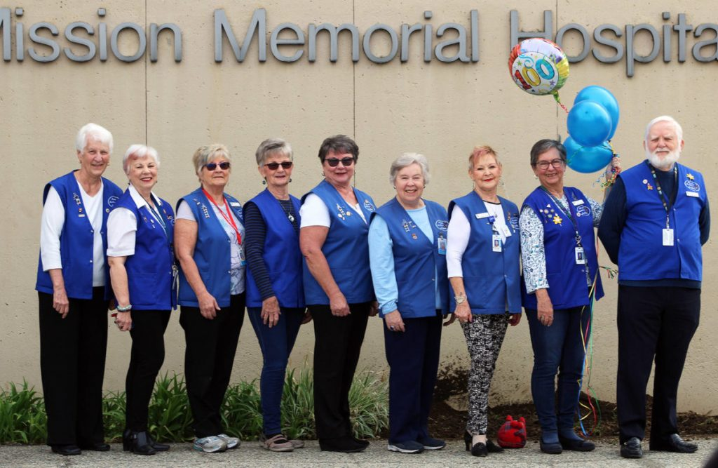 Mission Health Care Auxiliary Volunteers