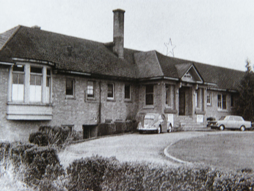 The old hospital in Mission BC 1925-1965